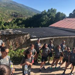 Jornada de convivencia del CF Femenino Cáceres (2)