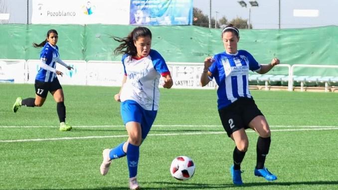 Andrea Fernández ficha por el CF Femenino Cáceres para la temporada 2019/20