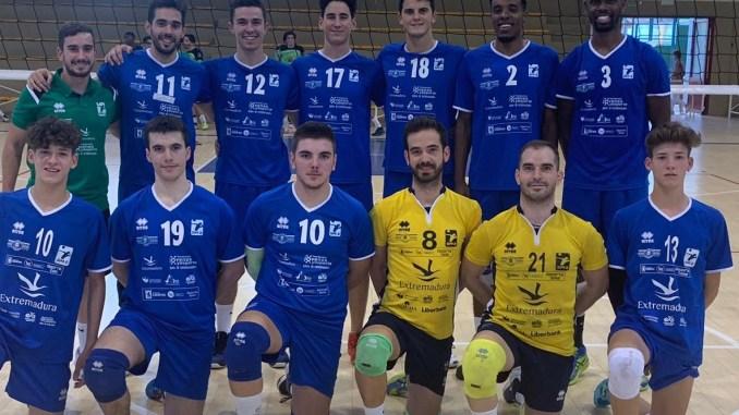 El Extremadura CCPH gana el Trofeo Internacional de Badajoz