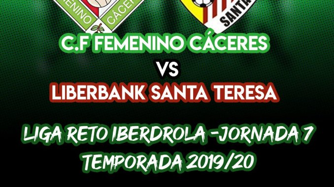 Previa del primer derbi regional extremeño en RETO IBERDROLA ante el Liberbank Santa Teresa de Badajoz
