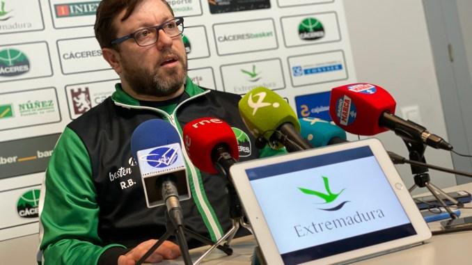 El Cáceres buscará la cuarta victoria en Lleida