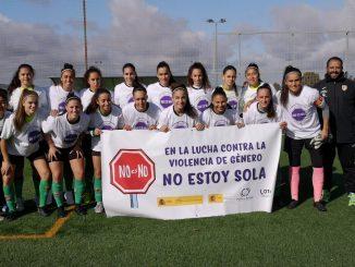 Empate a tres en la undécima jornada de la Liga Reto Iberdrola del C.F. Femenino Cáceres