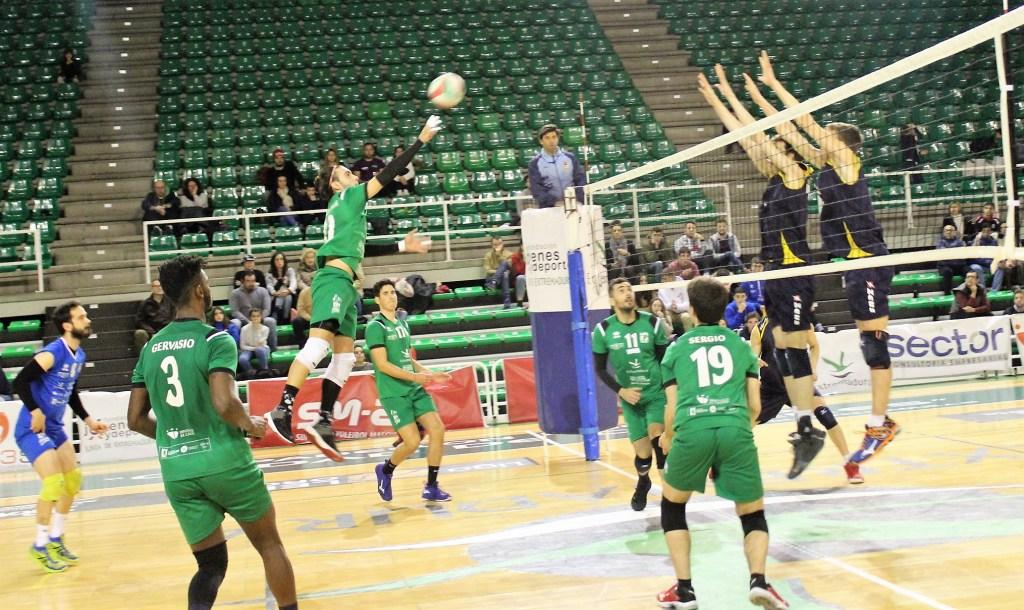 Victoria por 3-2 del Extremadura CCPH ante la selección Española Junior