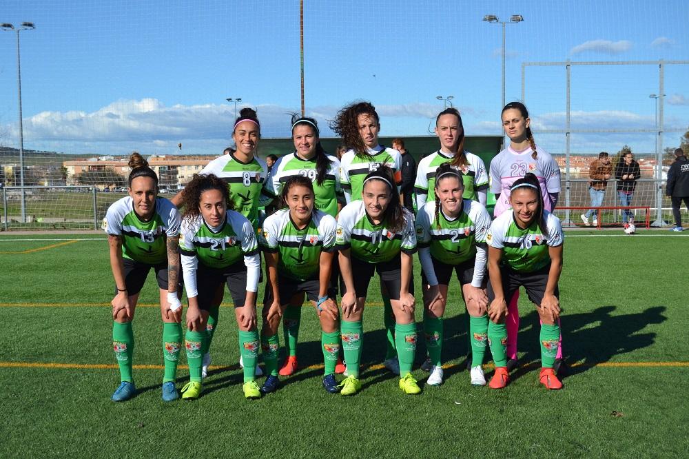 Empate a uno entre el Femenino Cáceres y Córdoba C.F.