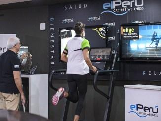 La atleta internacional Sonia Bejarano presenta el innovador SKILLRUN