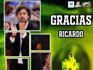 Ricardo Vasconcelos finalmente no dirigirá el Alter Enersun Al-Qázeres Extremadura en la temporada 20/21