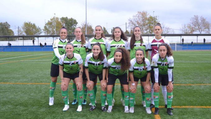 Femenino Cáceres vs Malaga
