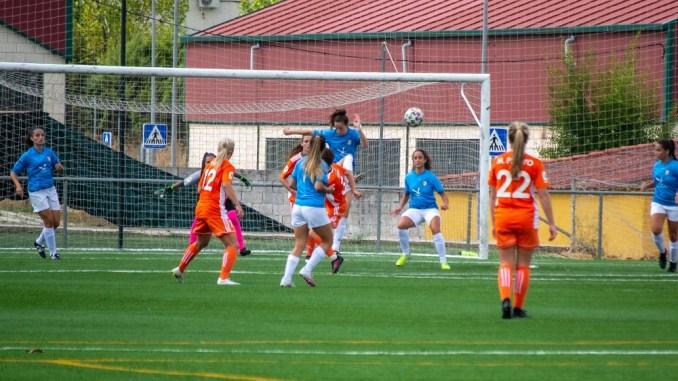 El C.F Femenino Cáceres disputará el segundo partido de pretemporada ante el CDE Racing Féminas