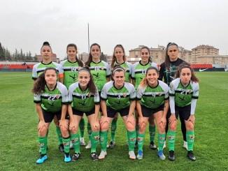 Granada C. F 1-0 C. F Femenino Cáceres