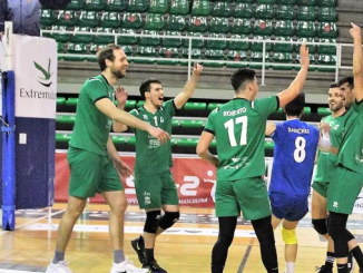 Clasico del Voleibol Extremeño para cerrar la Superliga 2