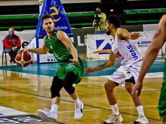 Basket Caceres-vs- Murcia Antonio Martín