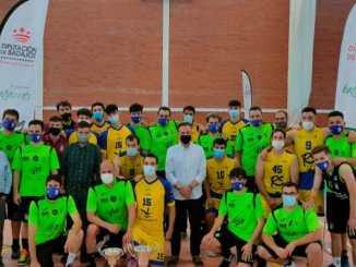 Final Masculina Trofeo Diputación Cáceres y Badajoz