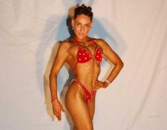 Posadeña al Sudamericano 2012 de Fitness