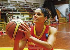 Natalia Ríos gran figura de Tokio en el pasado Federal Femenino, ahora jugará en La Unión de Charata (Foto El Territorio)