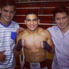 """José """"Waly"""" Mareco volvió a ganar, logró el título provincial superligero y acumula un invicto de once combates"""