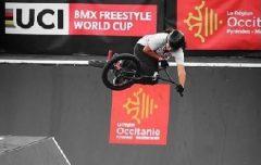 Analía Zacarías quinta en el Mundial UCI de BMX