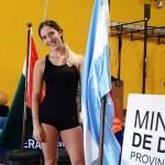 Brisa Rotta, firme en el Sudamericano Virtual