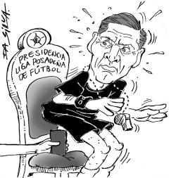Néstor Pitana bajo la lupa del Gobierno Provincial