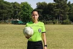 Yenni Ortiz es árbitro oficial de la AFA