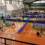 Primer Encuentro Provincial de tenis de mesa
