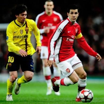 Barcelona-Arsenal