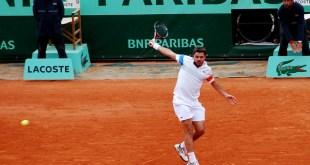 Wawrinka niega Roland Garros a Djokovic