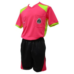 uniforme para Árbitro 01