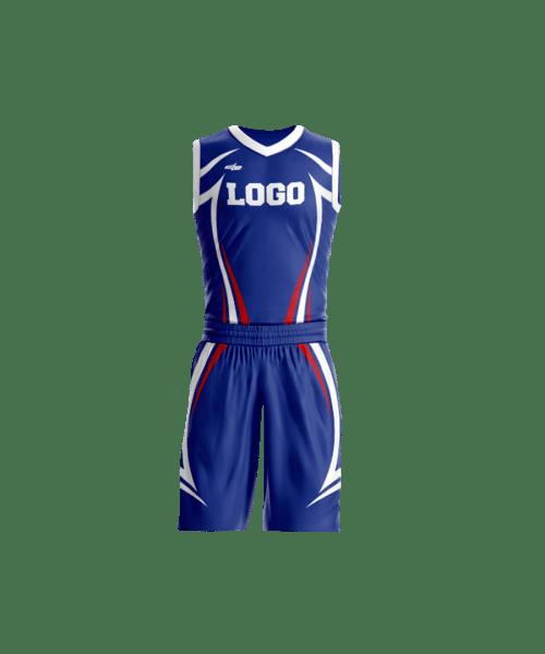 Uniforme Basquetbol 22