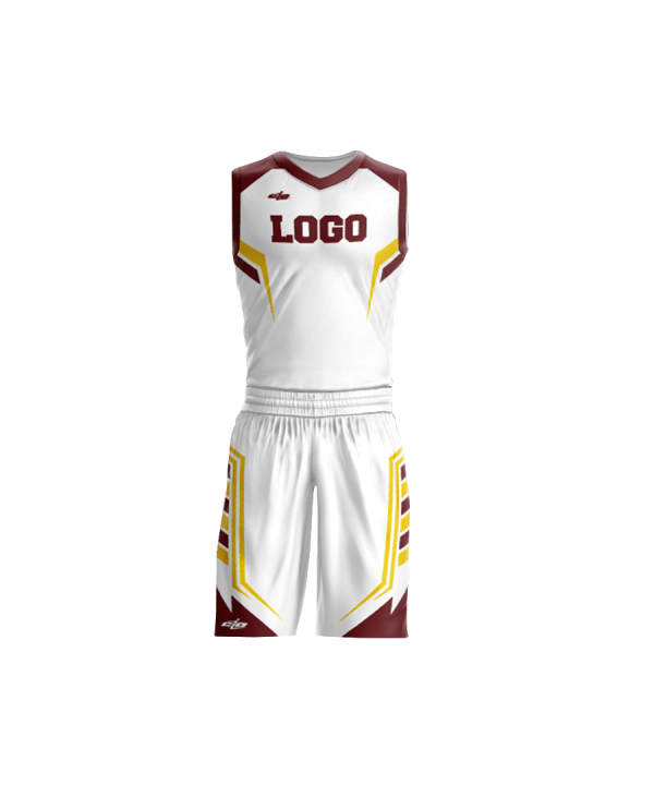 Uniforme Basquetbol 27