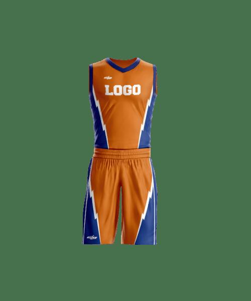 Uniforme Basquetbol 46