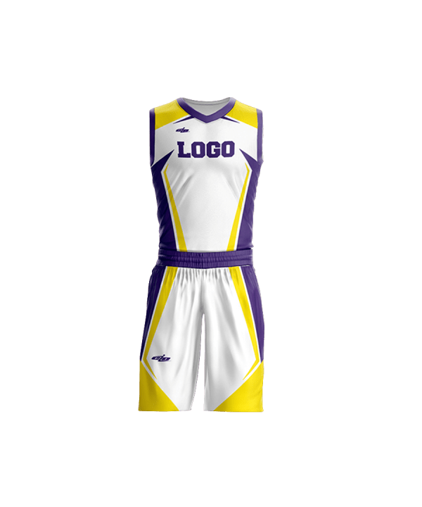 Uniforme Basquetbol 5