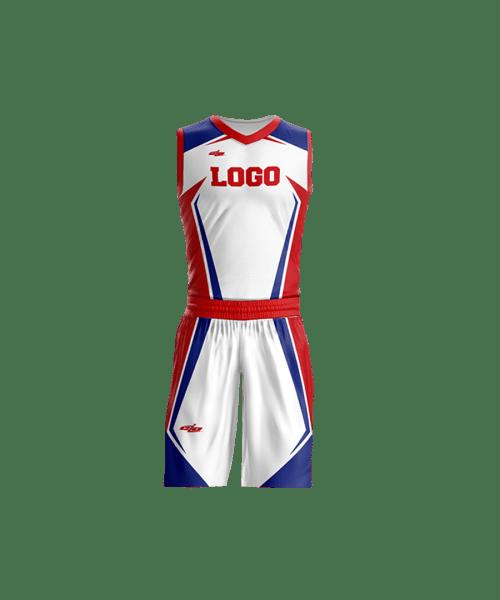 Uniforme Basquetbol 8