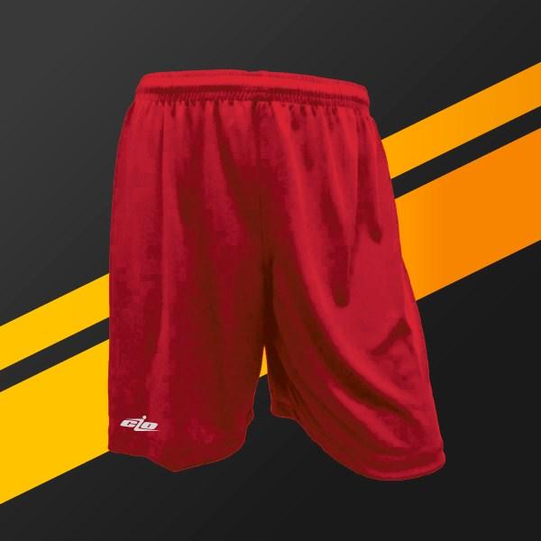 short basico rojo