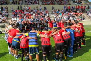 dinámica de cohesión de jugadores y cuerpo técnico del CF Reus Deportiu