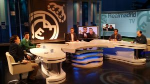 En la tertulia de Real Madrid TV