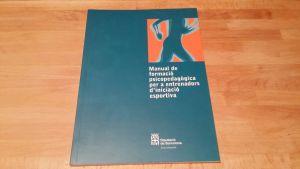 Libro sobre consejos para entrenadores y padres de niños deportistas. Encargo de l'Ajuntament de Barcelona