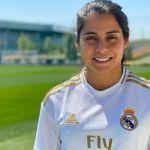 Kenti Robles, primera mexicana en integrar el Real Madrid Femenino