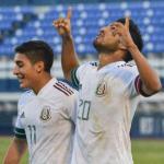 México se lleva la victoria ante Australia