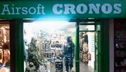 Tienda de Airsoft CRONOS