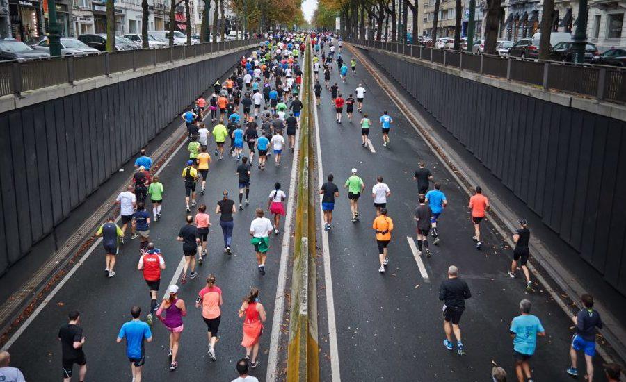 Mental health and half marathon