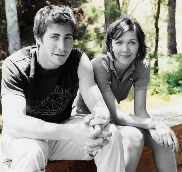 Actors Jake and Maggie Gyllenhaal