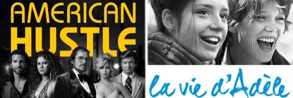 onze TV TIPS: American Hustle en La vie d'Adèle