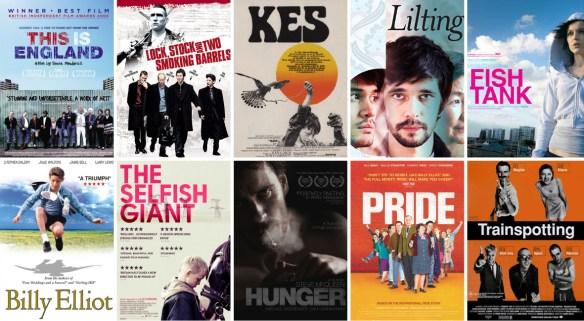 10 beste Britse films