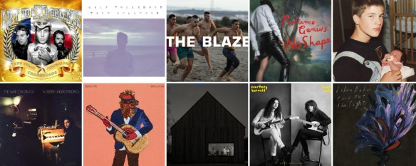 10 beste albums