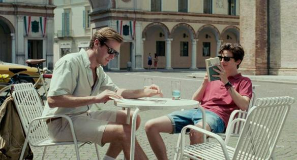 recensie Call Me By Your Name
