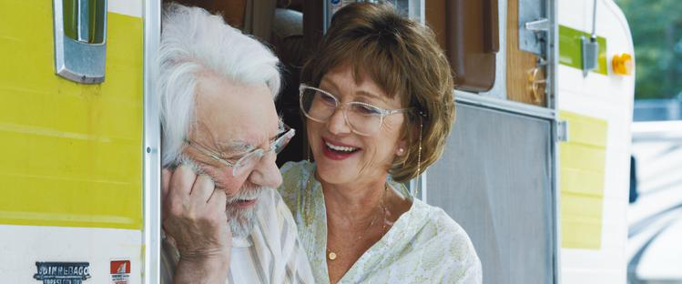 recensie The Leisure Seeker