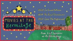 Movies at the Hermitage