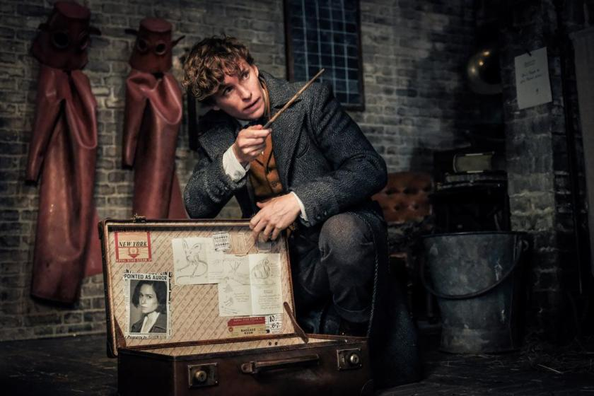 recensie Fantastic Beasts: The Crimes of Grindelwald