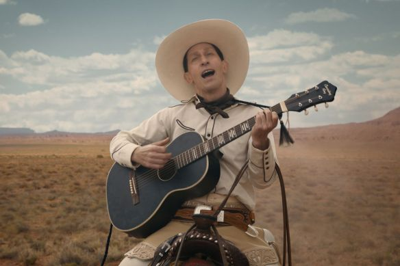 recensie The ballad of Buster Scruggs