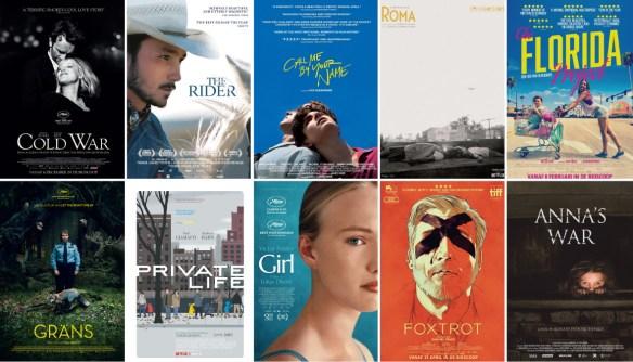 beste films van 2018